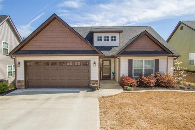 126 Gallant Lane, Anderson, SC 29621 (MLS #20214668) :: The Powell Group