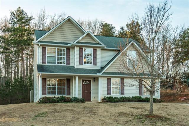 105 Gadwall Drive, Easley, SC 29642 (MLS #20214675) :: Les Walden Real Estate