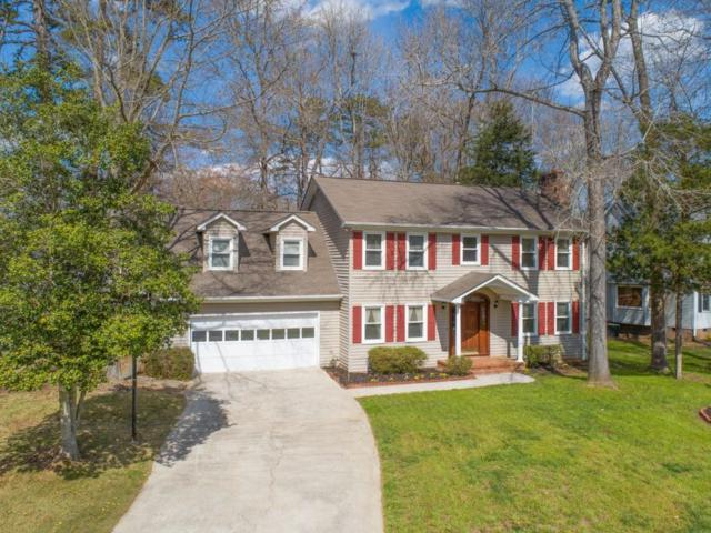 412 Spring Meadow Road, Simpsonville, SC 29680 (MLS #20214685) :: The Powell Group