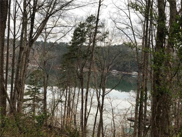 Lot 54 Keowee Overlook Road, West Union, SC 29696 (MLS #20214687) :: The Powell Group