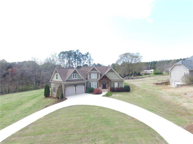 122 Hammock Ridge Drive, Seneca, SC 29672 (MLS #20214695) :: The Powell Group