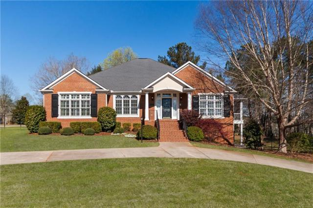 131 South Oak Pointe Drive, Seneca, SC 29672 (MLS #20214804) :: The Powell Group