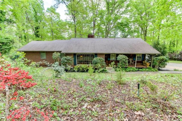 341 Forest Cove Road, Anderson, SC 29626 (MLS #20214834) :: Tri-County Properties