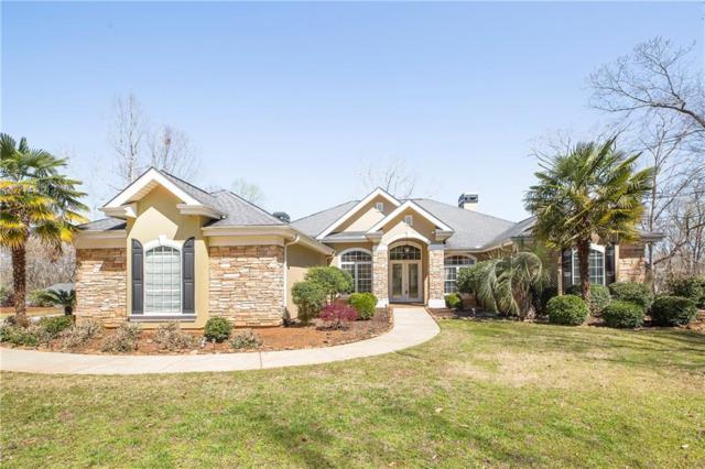 116 Egret Landing, Anderson, SC 29625 (MLS #20214835) :: Tri-County Properties