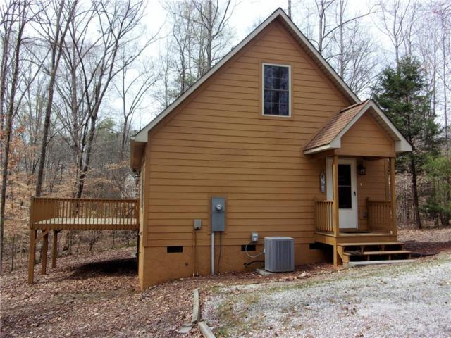 237 Capps Road, Fair Play, SC 29643 (MLS #20214845) :: The Powell Group