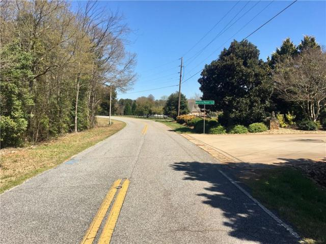 Lot 39 Buckeye Trail, Anderson, SC 29626 (#20214923) :: Connie Rice and Partners