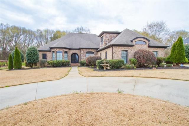104 Rivendell Drive, Anderson, SC 29621 (#20215068) :: Connie Rice and Partners
