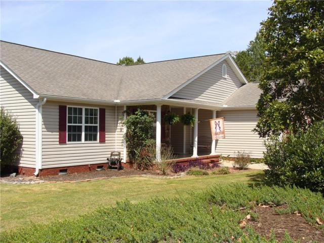 101 Richland Cove Road, Anderson, SC 29626 (MLS #20215070) :: The Powell Group