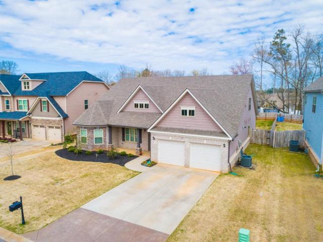 145 Wild Hickory Circle, Easley, SC 29642 (MLS #20215071) :: The Powell Group