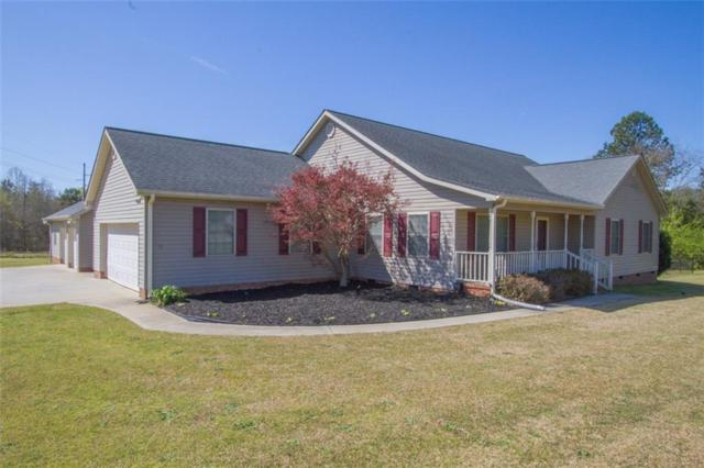 208 Miriam Road, Starr, SC 29684 (MLS #20215089) :: The Powell Group