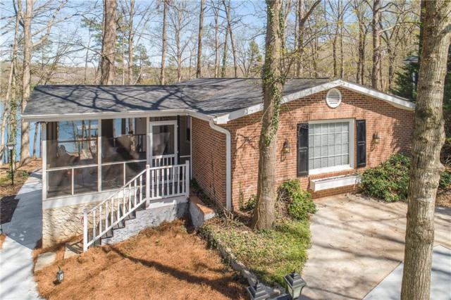 1012 Pine Lake Drive, Townville, SC 29689 (MLS #20215090) :: The Powell Group