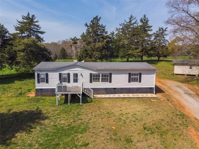 153 Point Lookout Road, Townville, SC 29689 (MLS #20215113) :: The Powell Group