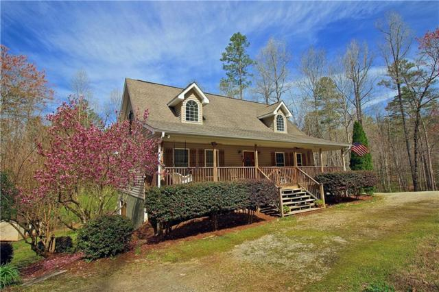 805 Watermelon Way, Tamassee, SC 29686 (#20215127) :: Connie Rice and Partners