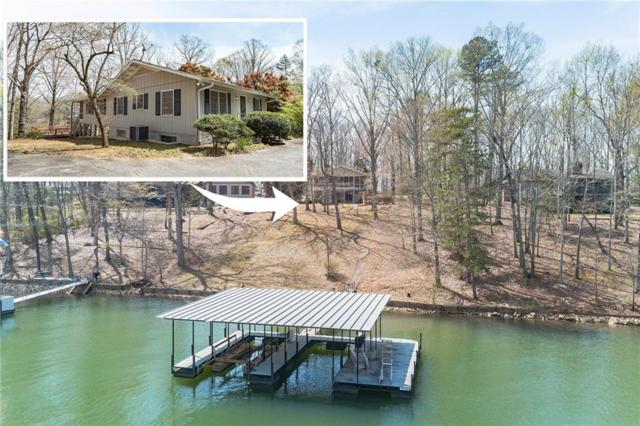 116 Benjamin Drive, Townville, SC 29689 (MLS #20215146) :: The Powell Group