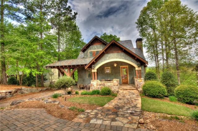 111 Button Bush Trail, Six Mile, SC 29682 (#20215170) :: Connie Rice and Partners