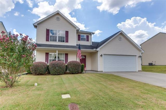 137 Shakleton Drive, Anderson, SC 29625 (MLS #20215182) :: The Powell Group