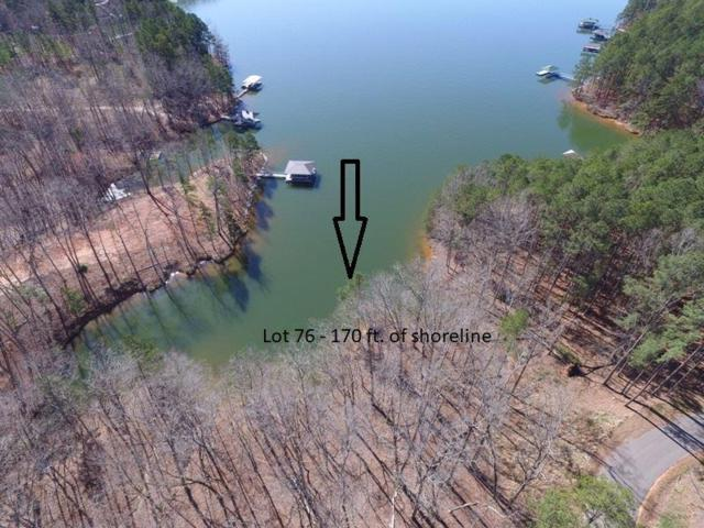 Lot 76 Peninsula Road, West Union, SC 29696 (MLS #20215185) :: The Powell Group