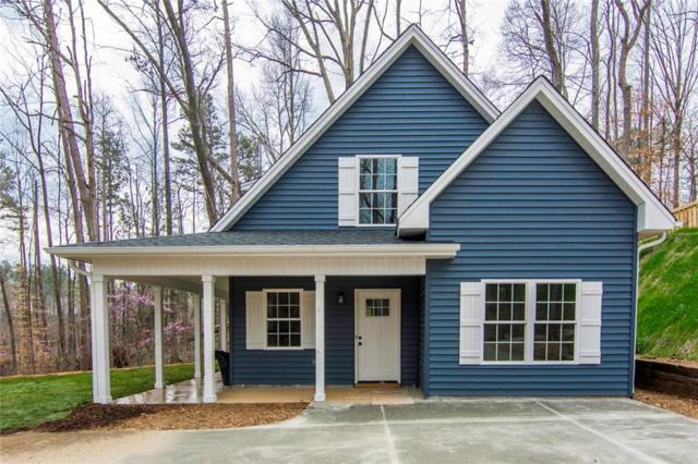 14024 E Camelia Lane, Seneca, SC 29678 (MLS #20215208) :: The Powell Group