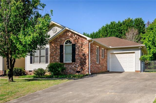 2319 Annandale Drive, Anderson, SC 29621 (MLS #20215231) :: The Powell Group