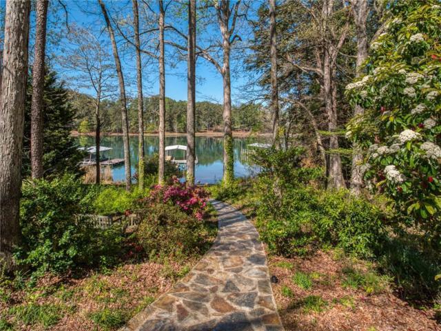 111 Whippoorwill Drive, Seneca, SC 29672 (MLS #20215241) :: Les Walden Real Estate