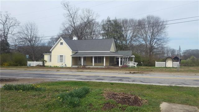 8932 Highway 24, Townville, SC 29689 (MLS #20215256) :: The Powell Group