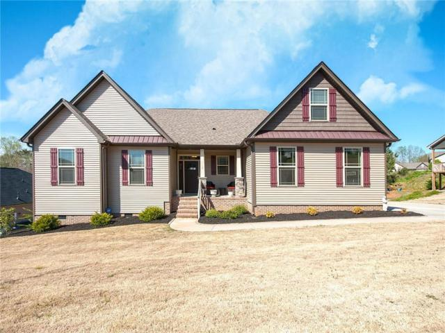 112 Placid Forest Way, Easley, SC 29640 (MLS #20215293) :: Tri-County Properties at KW Lake Region
