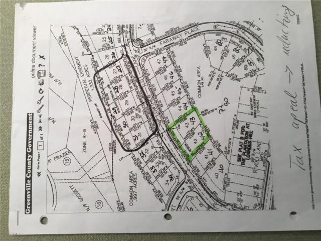 Lot 31 Lowther Hall Lane, Greenville, SC 29615 (MLS #20215308) :: The Powell Group