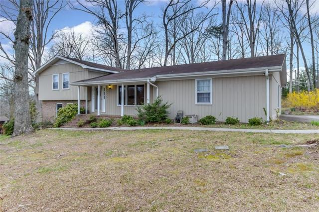 124 Stonegate Court, Easley, SC 29642 (MLS #20215324) :: Tri-County Properties