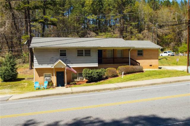 407 Old Central Road, Clemson, SC 29631 (MLS #20215328) :: Tri-County Properties at KW Lake Region