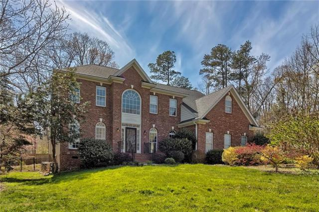 205 Tulip Tree Court, Easley, SC 29642 (MLS #20215349) :: The Powell Group