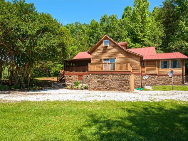 785 Rock Crusher Road, Walhalla, SC 29691 (MLS #20215357) :: The Powell Group