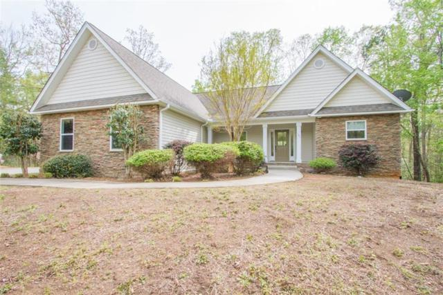 183 Bay Drive, Fair Play, SC 29643 (MLS #20215384) :: Les Walden Real Estate