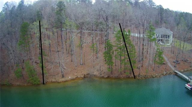 Lot 35 Lot 35 Trappers Lane, West Union, SC 29696 (MLS #20215392) :: The Powell Group