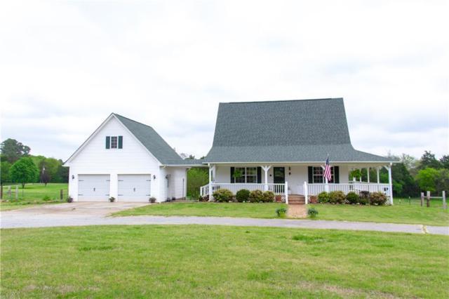 619 Tall Oak Trail, Seneca, SC 29678 (MLS #20215410) :: Les Walden Real Estate