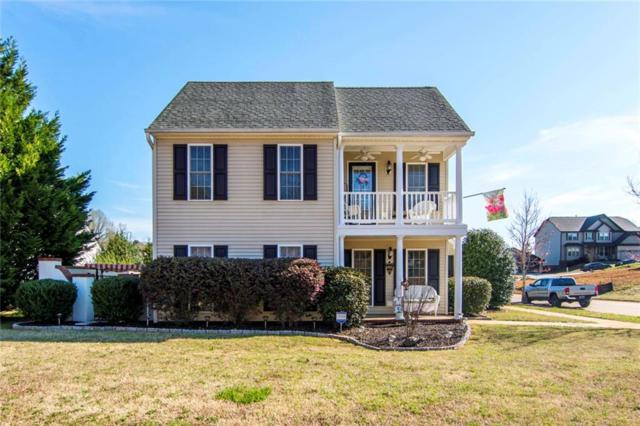113 Stonegate Drive, Seneca, SC 29678 (#20215446) :: Connie Rice and Partners