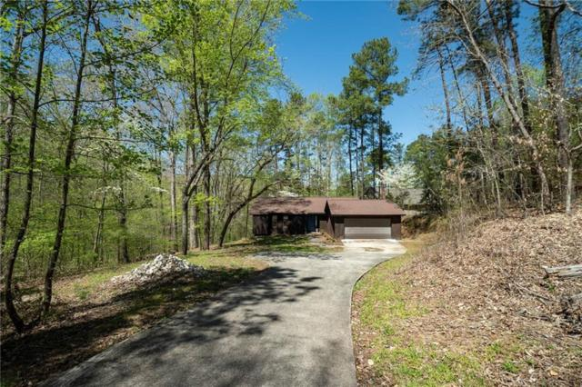 1279 Coneross Point Drive, Seneca, SC 29678 (#20215453) :: Connie Rice and Partners