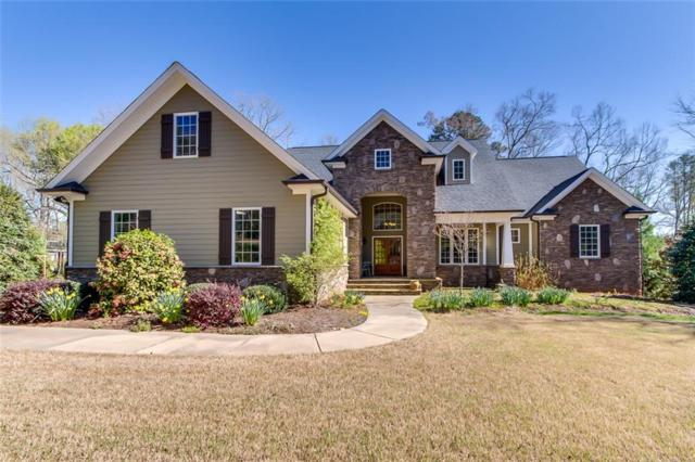 105 Newington Circle, Anderson, SC 29621 (#20215494) :: Connie Rice and Partners