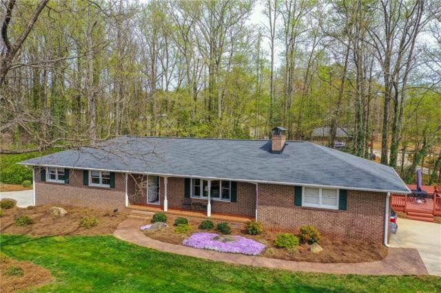 605 Crestwood Drive, Greenville, SC 29609 (MLS #20215519) :: The Powell Group