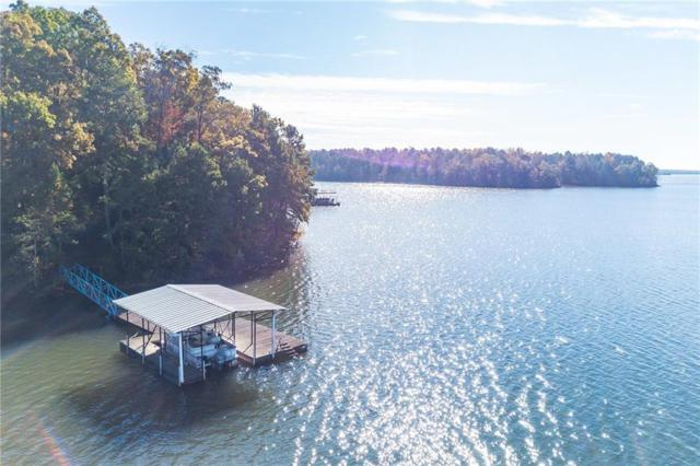 169 Hudgins Lake Road, Townville, SC 29689 (MLS #20215529) :: The Powell Group