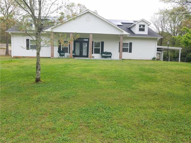 117 Wild Oak Run, Anderson, SC 29625 (MLS #20215543) :: Tri-County Properties