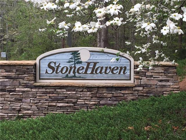 Lot 75 Stonehaven Way, Seneca, SC 29678 (MLS #20215560) :: Les Walden Real Estate