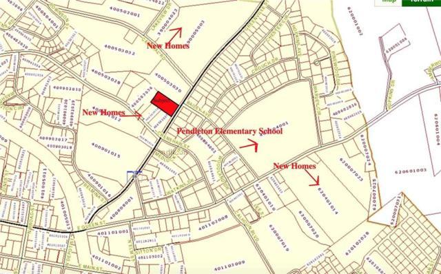712 Greenville Street, Pendleton, SC 29670 (MLS #20215562) :: The Powell Group