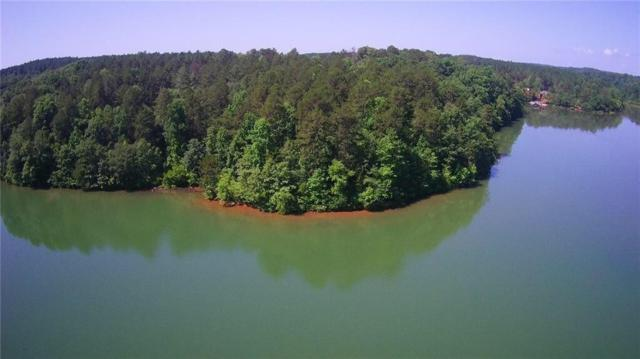 Lot 50 Clear Point Trail, Seneca, SC 29672 (#20215630) :: Connie Rice and Partners