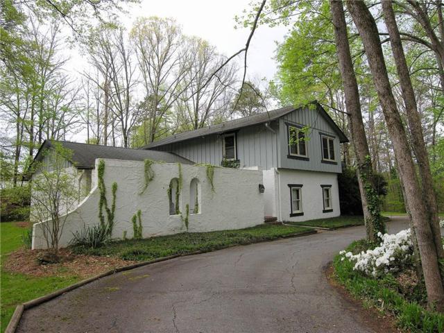 313 Kings Way, Clemson, SC 29631 (MLS #20215639) :: Les Walden Real Estate
