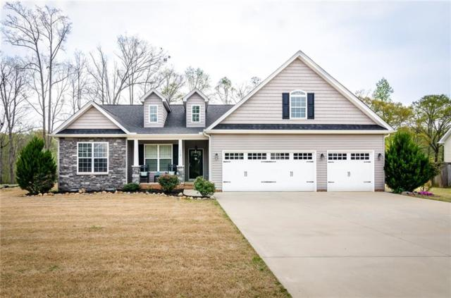 110 Tinsley Drive, Anderson, SC 29621 (MLS #20215647) :: The Powell Group