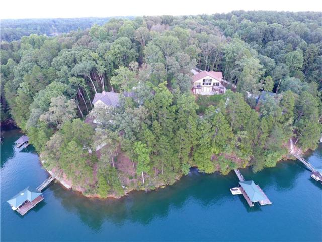 Lot 59 Keowee Overlook Drive, West Union, SC 29696 (MLS #20215649) :: The Powell Group