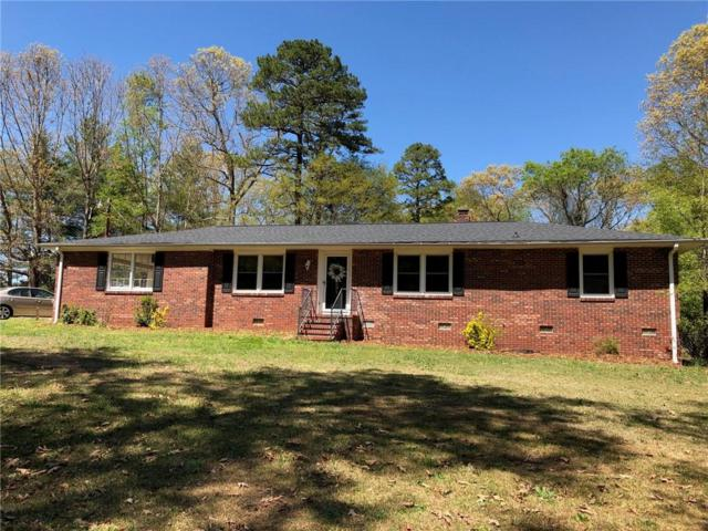 221 Philwood Drive, Williamston, SC 29697 (MLS #20215656) :: The Powell Group