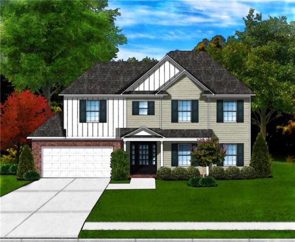 632 Brock Street, Central, SC 29630 (MLS #20215664) :: Les Walden Real Estate