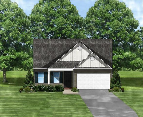 124 Sunny Point Loop, Central, SC 29630 (MLS #20215665) :: The Powell Group