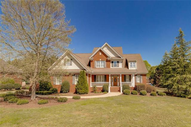205 Providence Way, Easley, SC 29642 (MLS #20215670) :: The Powell Group